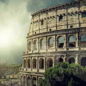 Roman Coliseum wallpaper