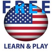aprender jugando. EE.UU. Inglés (Americano) gratuitas