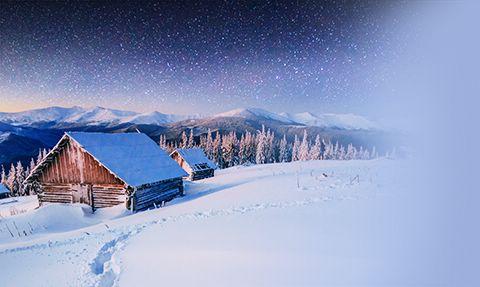 el invierno cálido